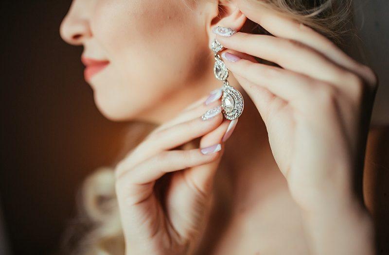 biżuteria ślubna handmade
